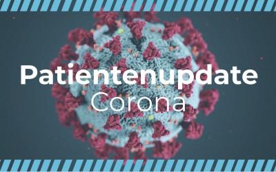 Patientenupdate Corona